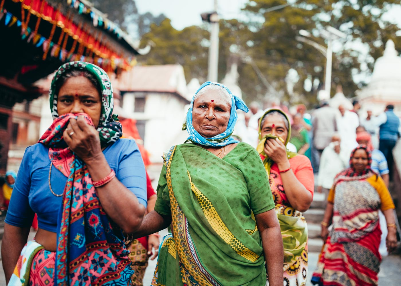Chaotically cool: Street photography in Kathmandu • Pie
